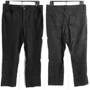 💗 LIKE NEW 💗 NYDJ Grey Slimming Skinny Pants 12